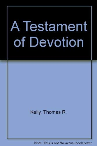 9780060643867: A Testament of Devotion