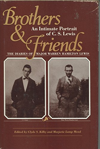 9780060645755: Brothers and Friends - Diaries: Intimate Portrait of C.S. Lewis