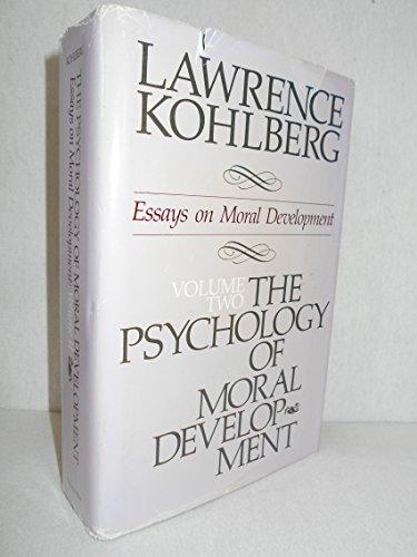 9780060647612: Psychology of Moral Development: 2 (Essays on moral development)