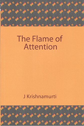 9780060648145: Flame of Attention