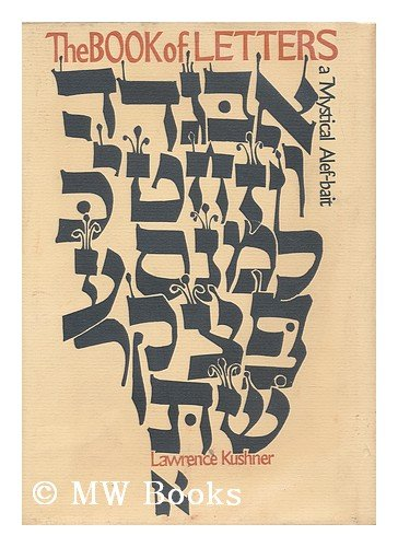 9780060649005: The Book of Letters: A Mystical Alef-bait