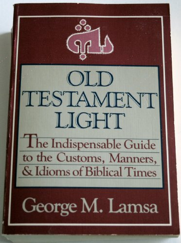 9780060649258: Old Testament Light