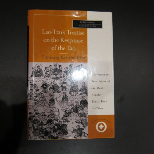 9780060649562: Lao-Tzu's Treatise on the Response of the Tao (The Sacred Literature)