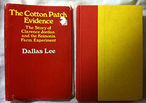 Cotton Patch Evidence: Lee, Dallas
