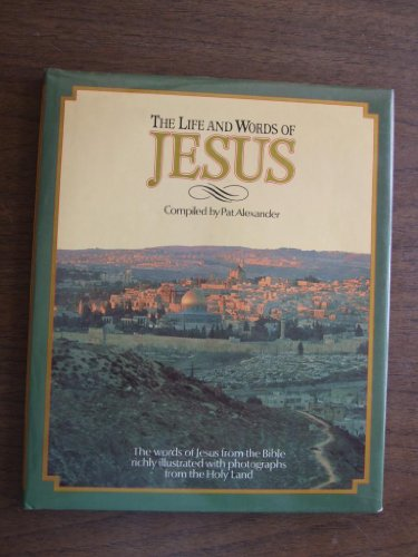 9780060652555: The Life and Words of Jesus
