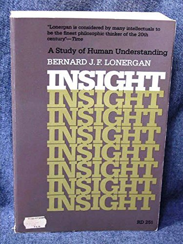 "9780060652692: ""Insight"" Study into Human Understanding"