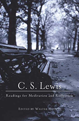 9780060652852: C.S. Lewis: Readings for Meditation and Reflection