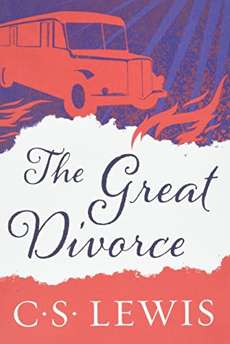 9780060652951: The Great Divorce (Collected Letters of C.S. Lewis)
