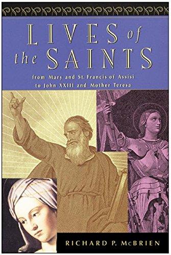 9780060653415: Lives of the Saints
