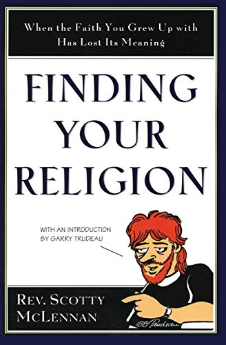 9780060653460: Finding Your Religion: When the Faith You Grew Up With Has Lost Its Meaning