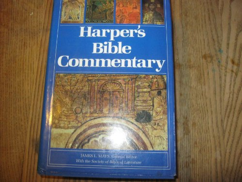 9780060655426: Harper's Bible Commentary