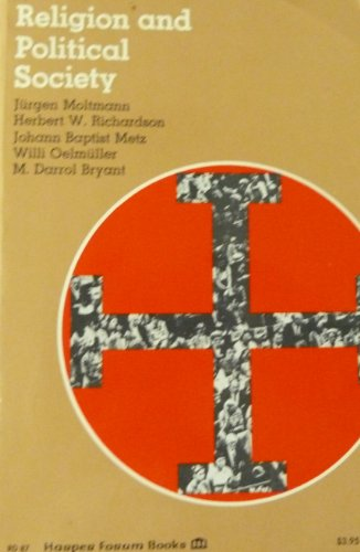 9780060655648: Religion and Political Society