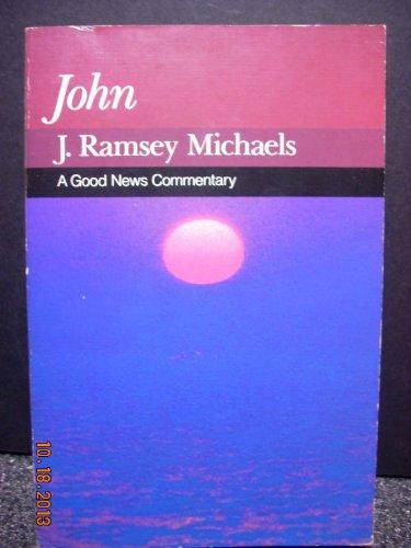 9780060655754: John: A Good News Commentary (New International Biblical Commentary)
