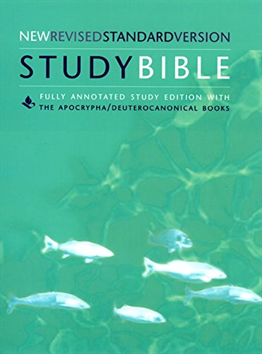 9780060655808: HarperCollins Study Bible: New Revised Standard Version (with the Apocryphal/Deuterocanonical Books)