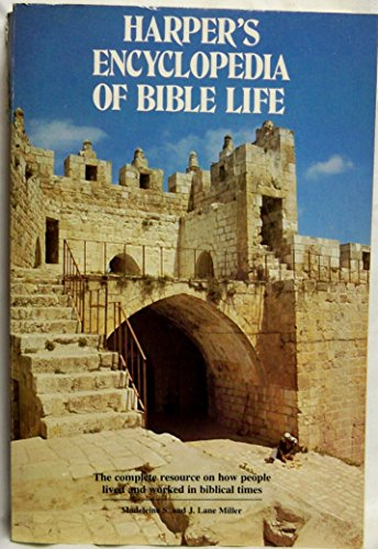 9780060656775: Harper's Encyclopedia of Bible Life