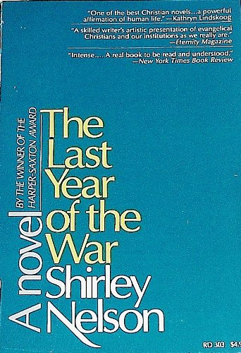 9780060660932: The Last Year of the War
