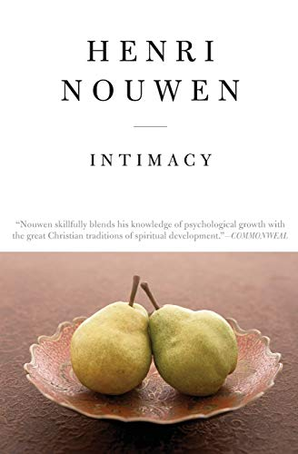 9780060663230: Intimacy: Essays in Pastoral Psychology