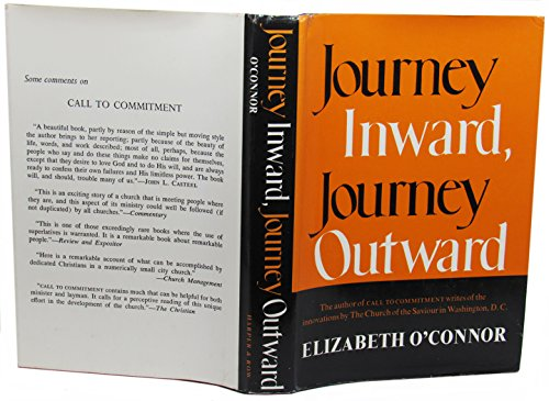9780060663315: Journey Inward, Journey Outward