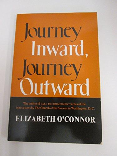 9780060663322: Journey Inward, Journey Outward