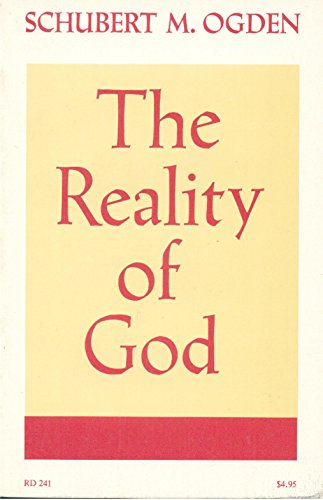 9780060663513: Reality of God (Rd 241)