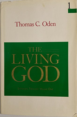 9780060663544: The Living God: Systematic Theology: 1