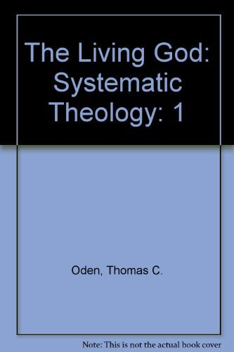 9780060663544: 1: The Living God (Systematic Theology: Volume One)