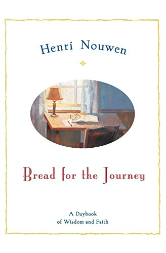 9780060663599: Bread for the Journey: A Daybook of Wisdom and Faith
