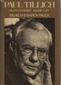 9780060664749: Paul Tillich- His Life & Thought