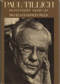 9780060664749: Paul Tillich, his life & thought