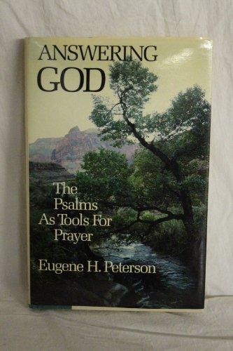 9780060665029: Answering God