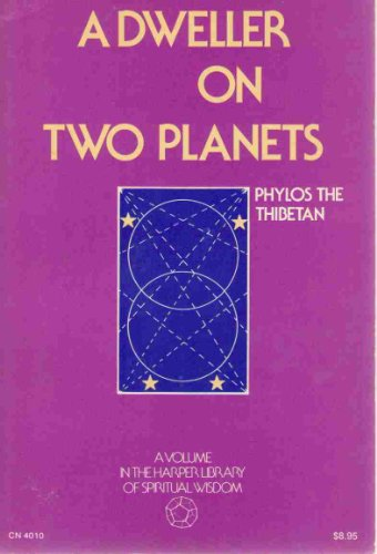9780060665654: A Dweller on Two Planets or the Dividing of the Way