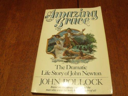 9780060666552: Amazing Grace: John Newton's Story
