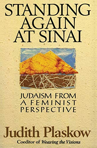 9780060666842: Standing Again at Sinai: Judaism from a Feminist Perspective