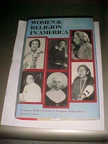 9780060668334: Women and Religion in America: 1900-1968 (Women & Religion in America)