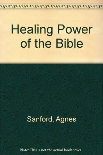 9780060670535: Healing Power of the Bible