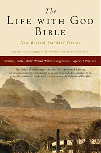 9780060671075: The Life with God Bible