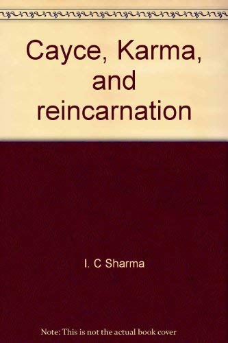 9780060673284: Cayce, Karma, and reincarnation