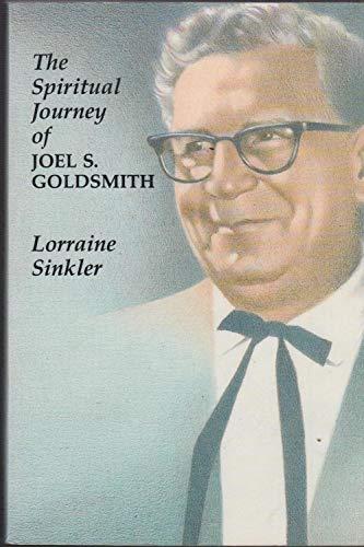 9780060673888: Spiritual Journey of Joel Goldsmith