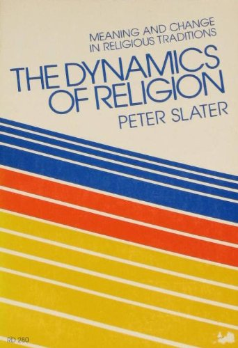 9780060673895: The dynamics of religion: Meaning and change in religious traditions