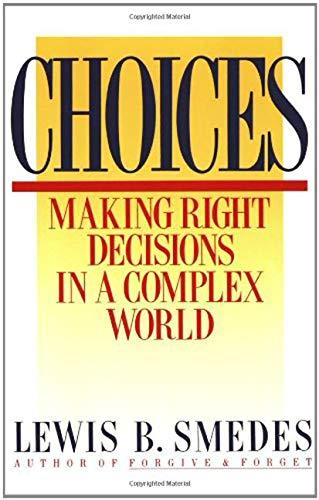 9780060674113: Choices