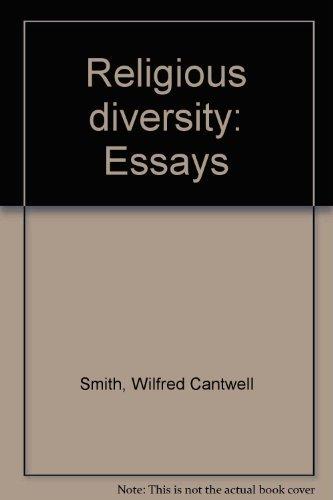 9780060674649: Religious Diversity: Essays (A Harper Forum Book)