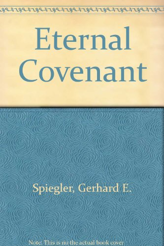 9780060674960: The Eternal Covenant: Schleiermacher's Experiment in Cultural Theology