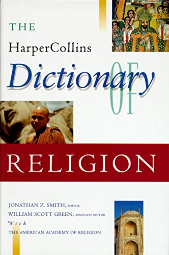 9780060675158: The Harpercollins Dictionary of Religion