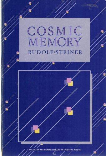 9780060675721: Cosmic Memory: Atlantis and Lemuria (Harper library of spiritual wisdom)