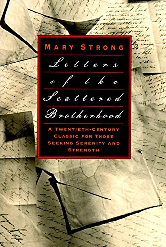 9780060677589: Letters of the Scattered Brotherhood
