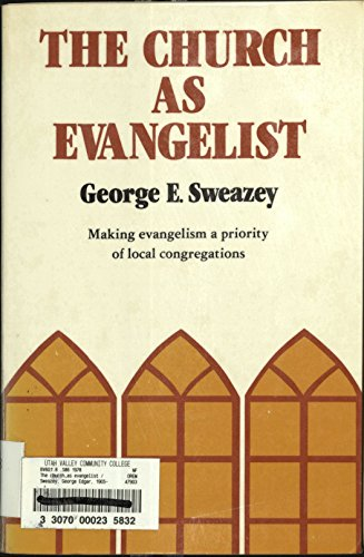 9780060677770: Church as Evangelist