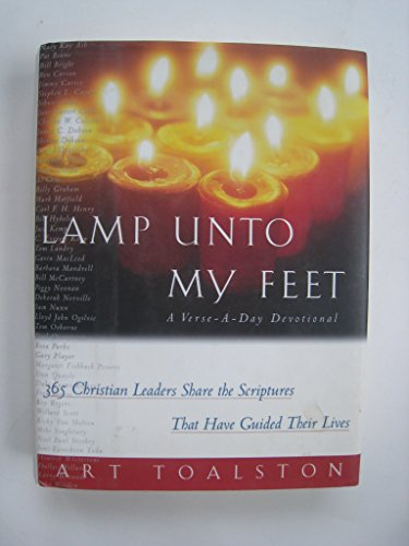 9780060679613: Lamp Unto My Feet