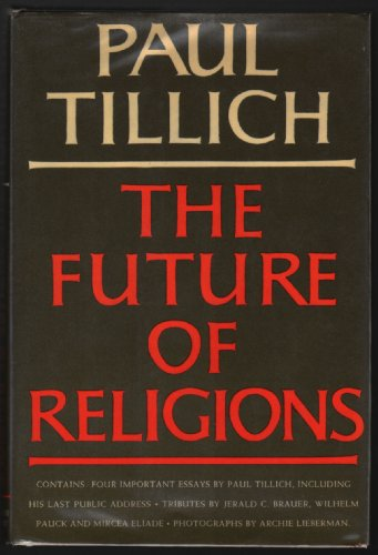 9780060682477: The Future of Religions