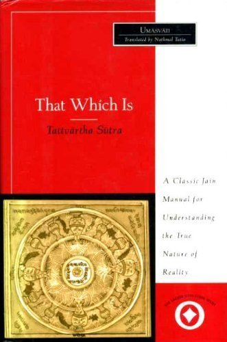 9780060689858: That Which is: Tattvartha Sutra (The sacred literature series)