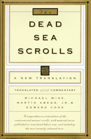 9780060692001: The Dead Sea Scrolls: A New Translation